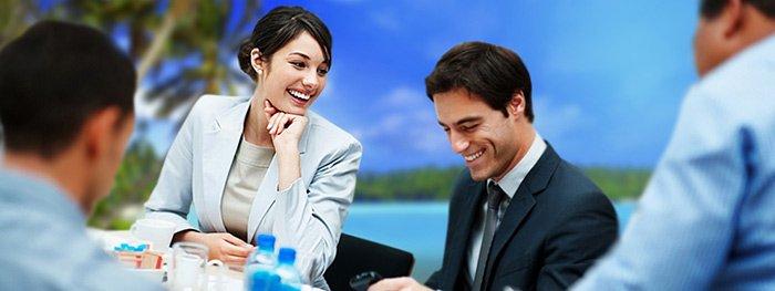 Szkolenia i spotkania biznesowe